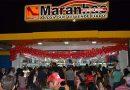 Apresentações gospel marcou a inauguração da Loja Maranhão Ditando Moda, em Amarante