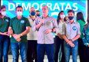 Em Porto Franco, Estreito e São João do Paraíso candidatos recebem declaração de apoio do deputado Hildo Rocha durante convenções