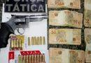 PMMA prende suspeito por porte ilegal de arma de fogo em Timon – MA