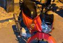 Polícia Militar recupera motocicleta roubada durante operação bairro seguro em Caxias-MA