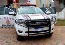 Município de Amarante é contemplado com nova viatura para Polícia Militar