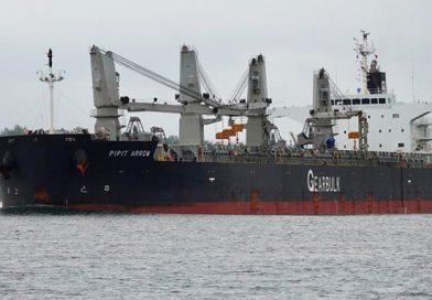 Navio é colocado em quarentena após tripulante testar positivo para Covid-19 em São Luís