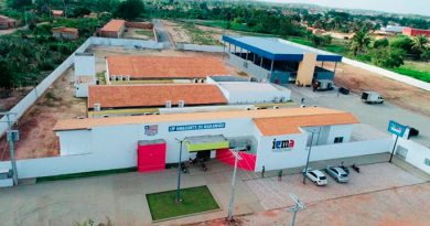 Governo Flávio Dino e Carlos Brandão inauguram prédio do IEMA em Amarante